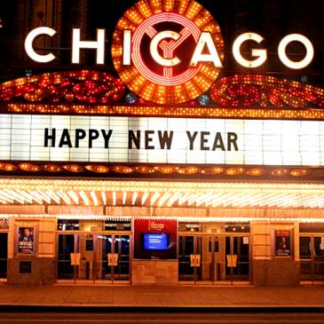 Año nuevo en Chicago