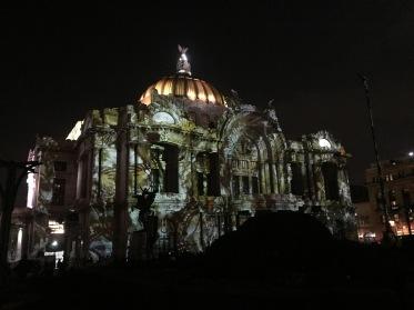 Palacio de Bellas Artes Ciudad de Mexico FILUX Globe n Roll