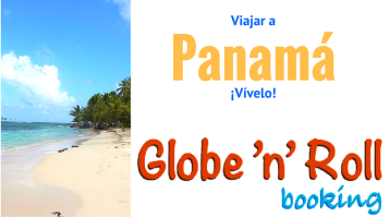 Viajar a Panama Globe N Roll booking
