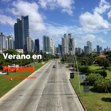 Verano en Panamá Globe n Roll
