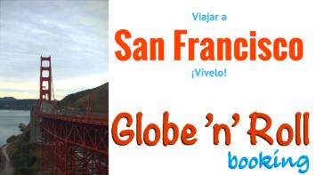 Globe 'n' Roll Booking San Francisco
