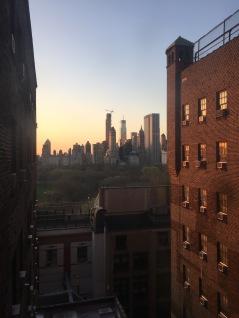 New York Globe n Roll