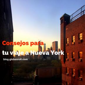 Consejos para viaje a Nueva York Globe n Roll