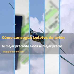 Boletos de avión baratos Globe n Roll